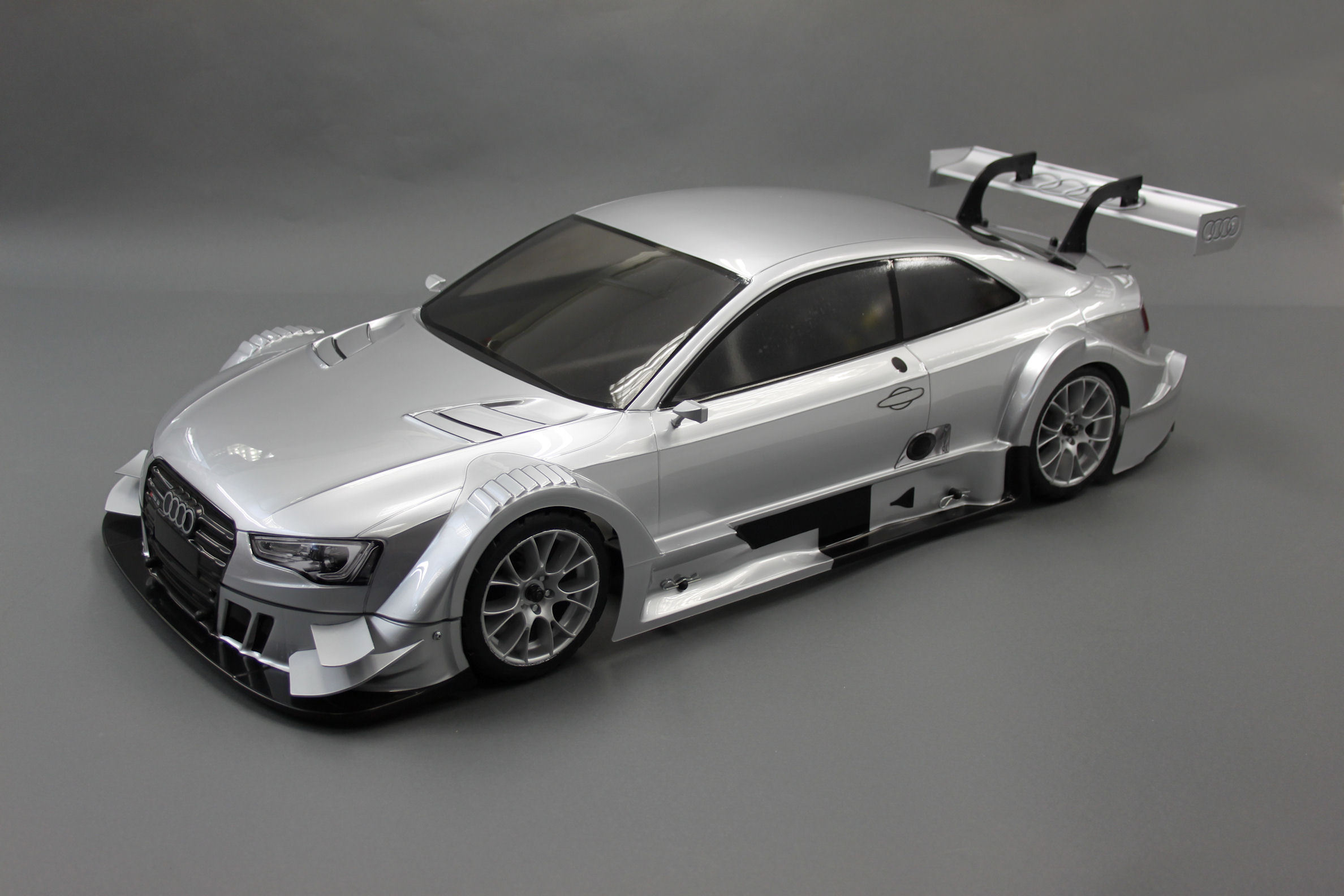 Audi RS5 DTM silverED